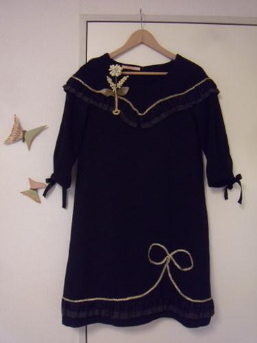 団長のリトルブラックドレス